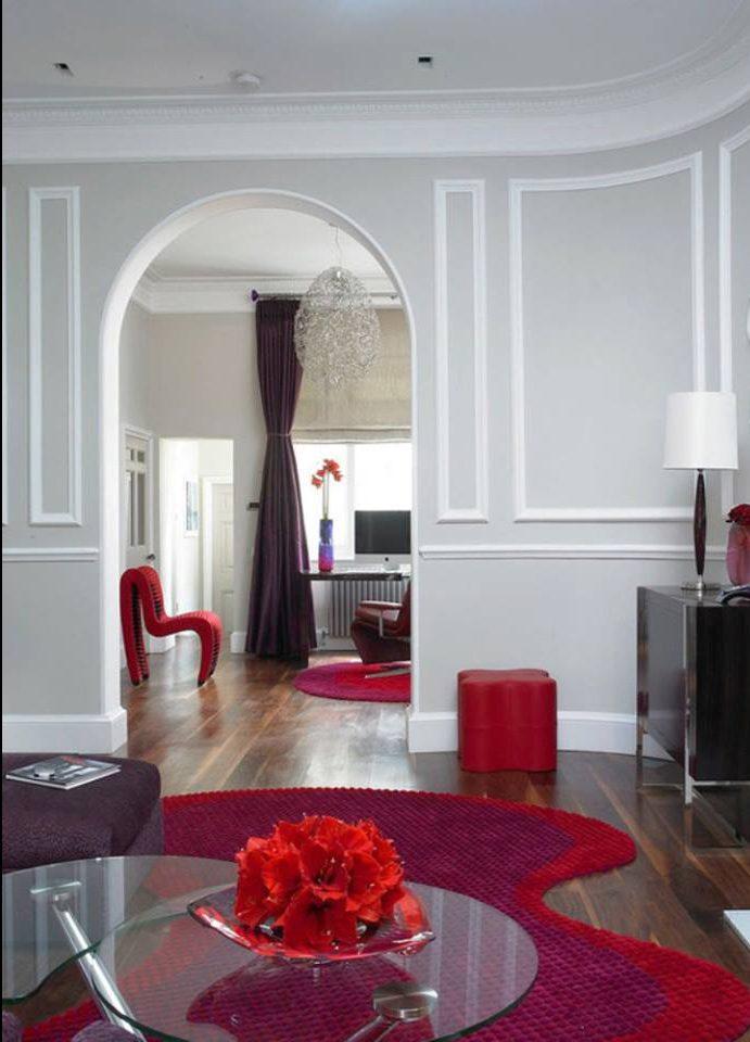 thiết kế phòng khách đẹp cho nhà nhỏ, nhà ống