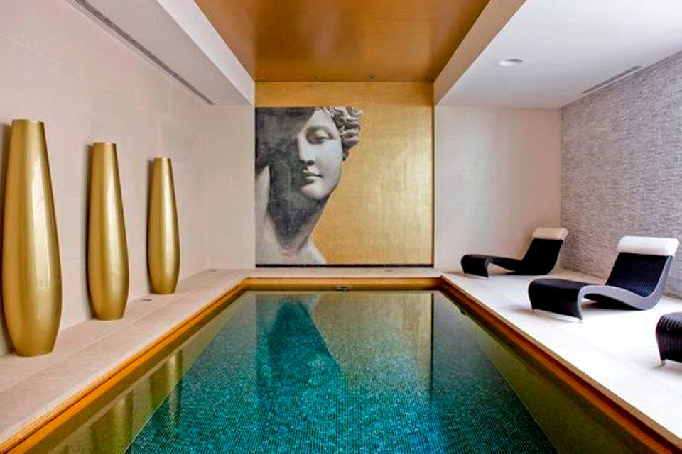 thiết kế nội thất spa đẹp hoàn hảo