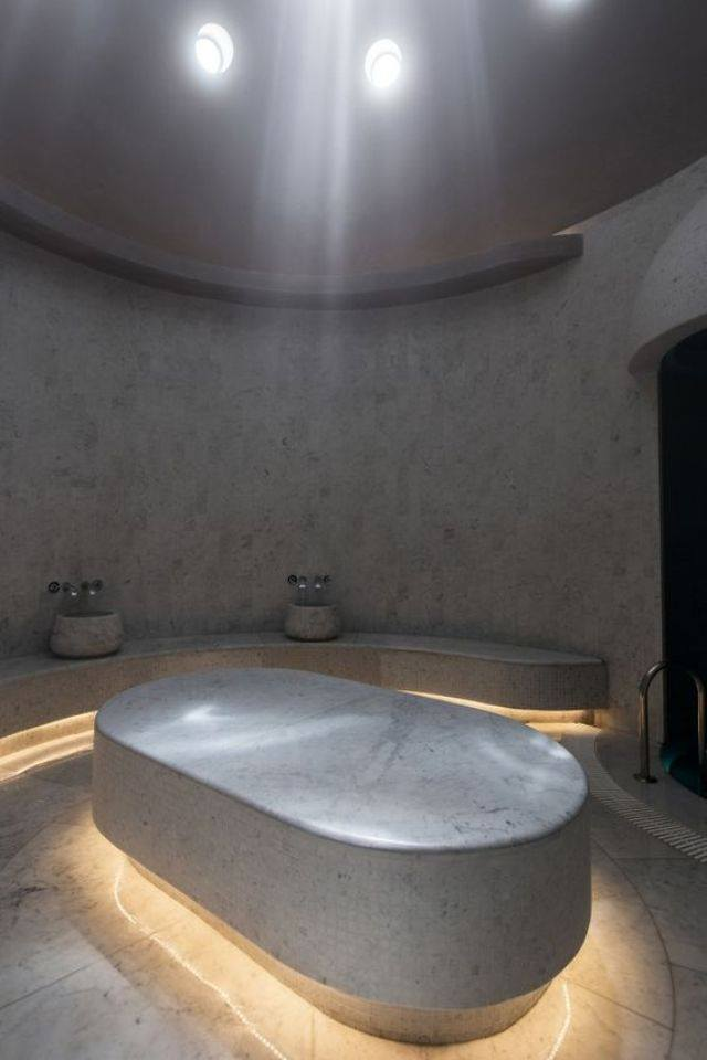 mẫu nội thất spa đẹp và độc đáo