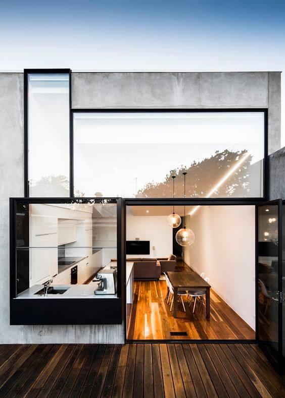 mẫu thiết kế cửa sổ và cửa đi bền đẹp và độc đáo