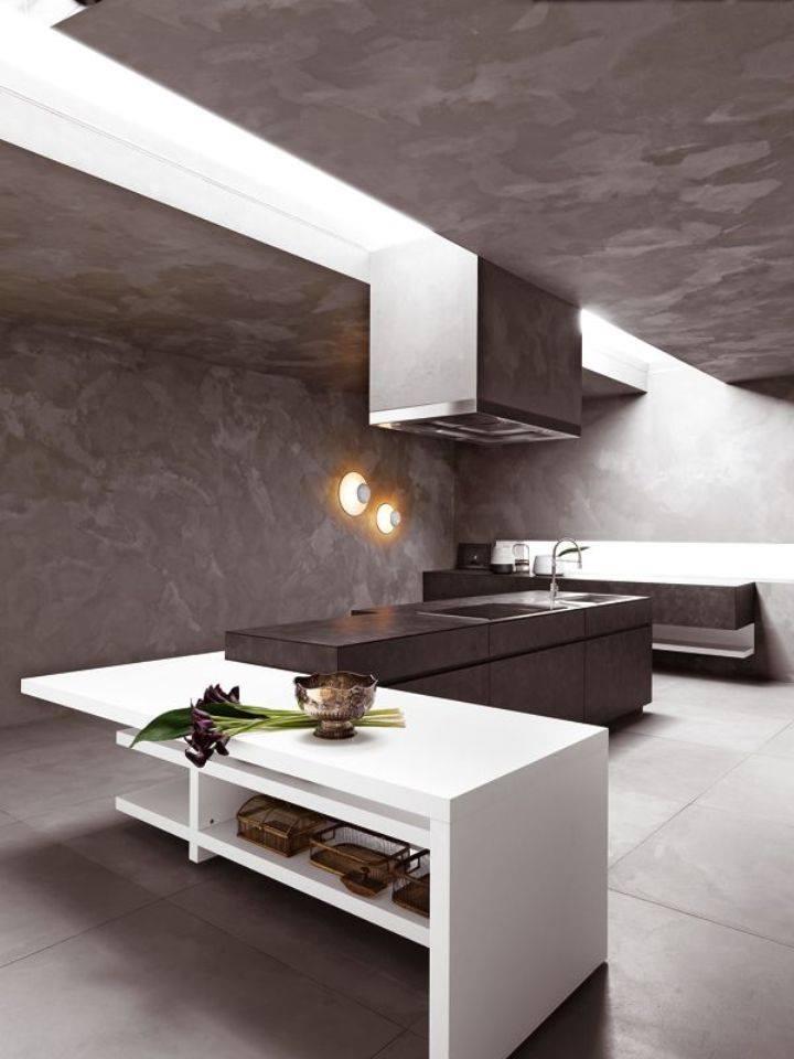 nhà bếp phòng ăn đẹp và tiện nghi