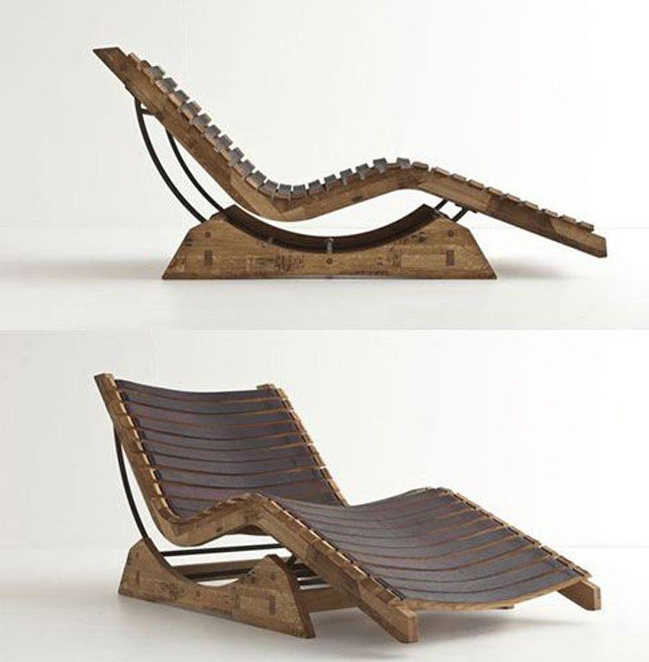 mẫu ghế tựa thư giãn đẹp, độc đáo và sang trọng