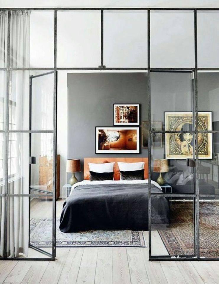 nội thất độc đáo theo phong cách công nghiệp