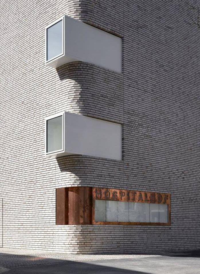 mẫu kiến trúc ngoại thất đẹp tại đức