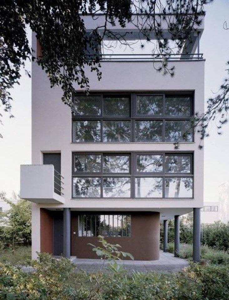kiến trúc ngoại thất đẹp và độc đáo