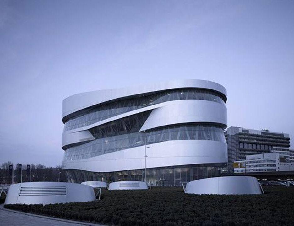 thiết kế ngoại thất đẹp độc đáo cho mọi công trình