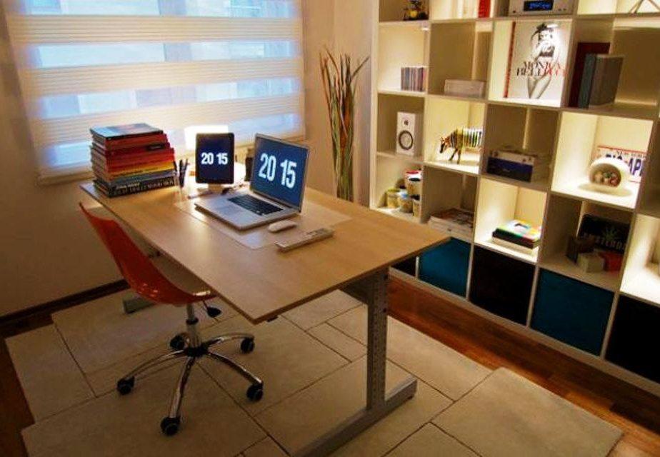 thiết kế phòng làm việc đẹp tại nhà