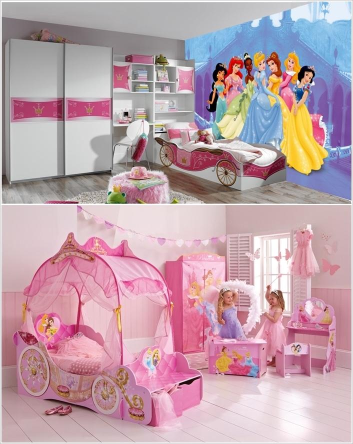 mẫu thiết kế phòng ngủ đẹp cho bé yêu.