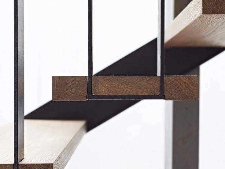 mẫu thiết kế cầu thang đẹp độc đáo.