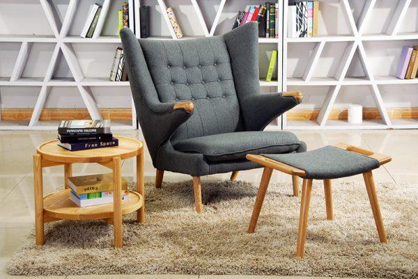 mẫu ghế đọc sách thư giãn đẹp.