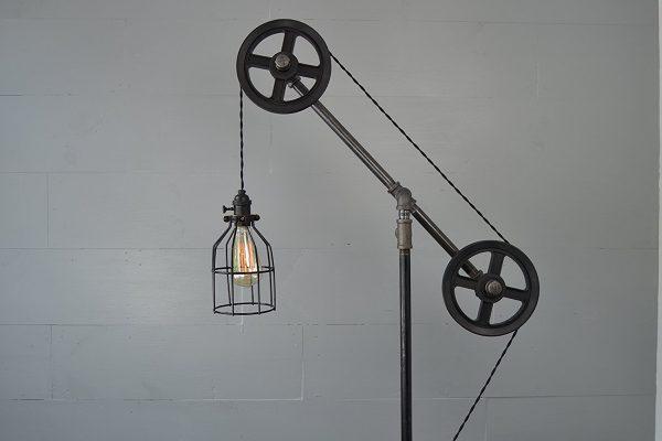 thiết kế trang trí nhà đẹp với nội thất công nghiệp.
