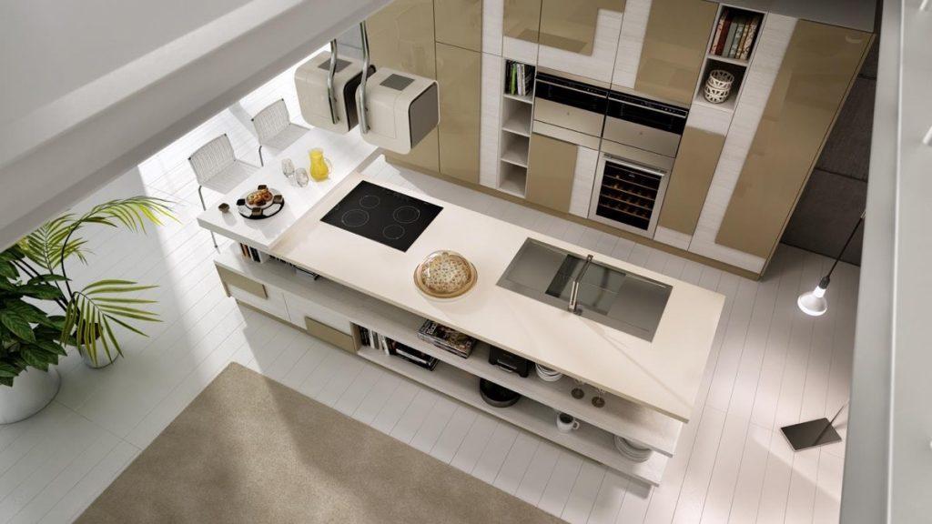 tư vấn thiết kế nhà bếp đẹp.