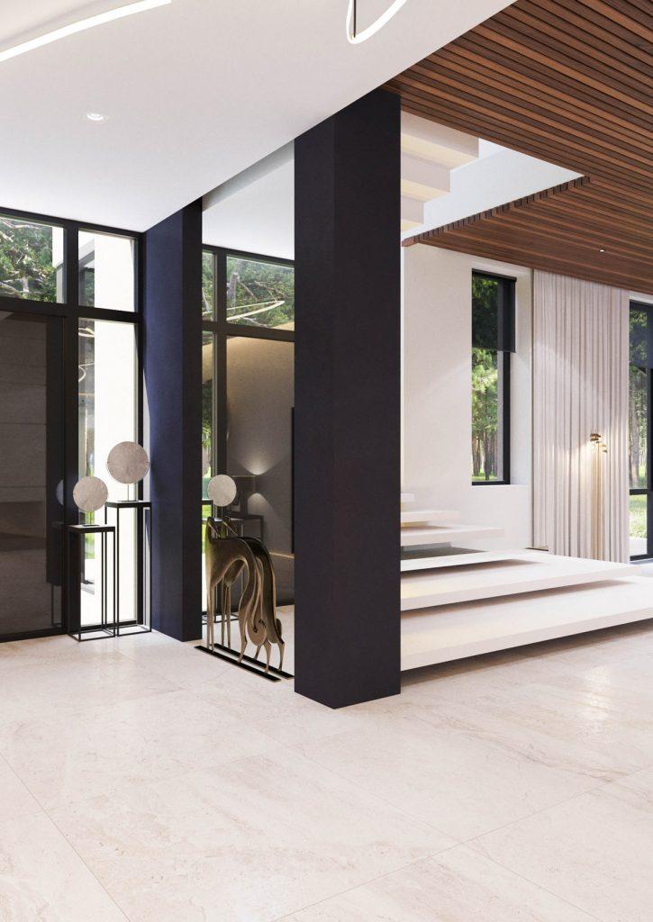 mẫu thiết kế nội thất biệt thự đẹp.
