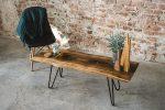 thiết kế và lắp đặt bàn cafe đẹp cho phòng khách..