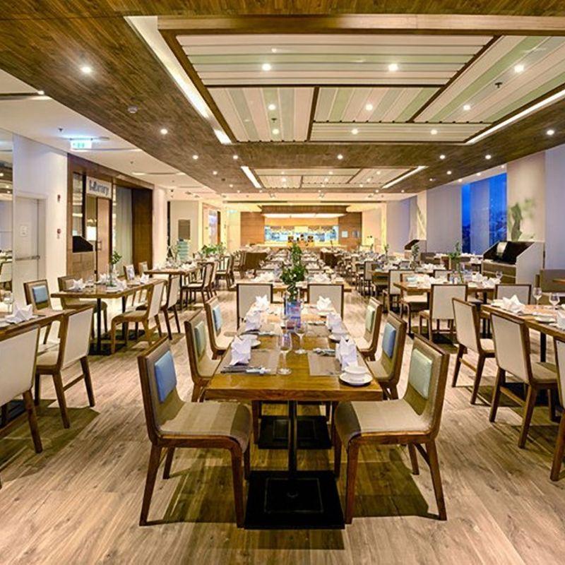 Kết quả hình ảnh cho Thiết kế căn nhà hàng chọn món (À la carte)