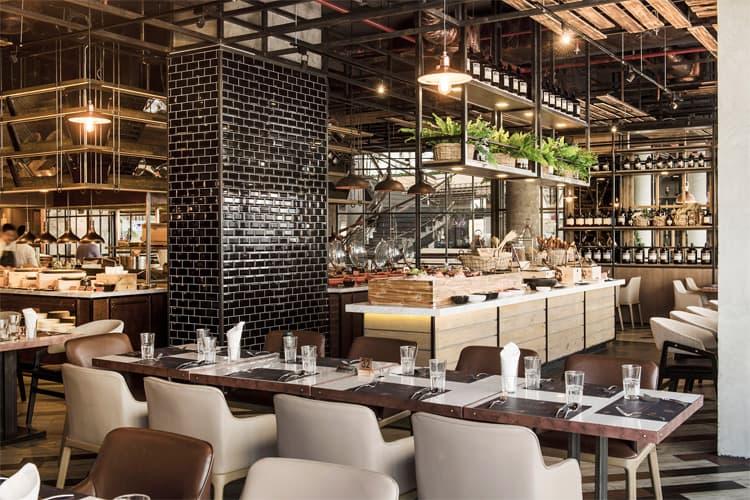 Kết quả hình ảnh cho Thiết kế nội thất ngôi nhà hàng ăn nhanh