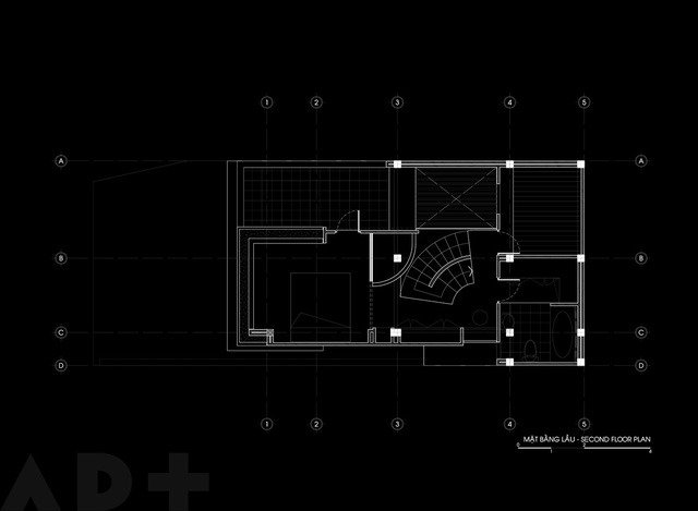 [Ảnh] Thiết kế đặc biệt giúp ngôi nhà ở TP HCM chống lại nắng nóng - Ảnh 10.