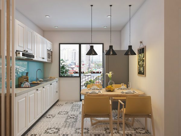 phòng bếp bao nhiêu m2 là hợp lý 22