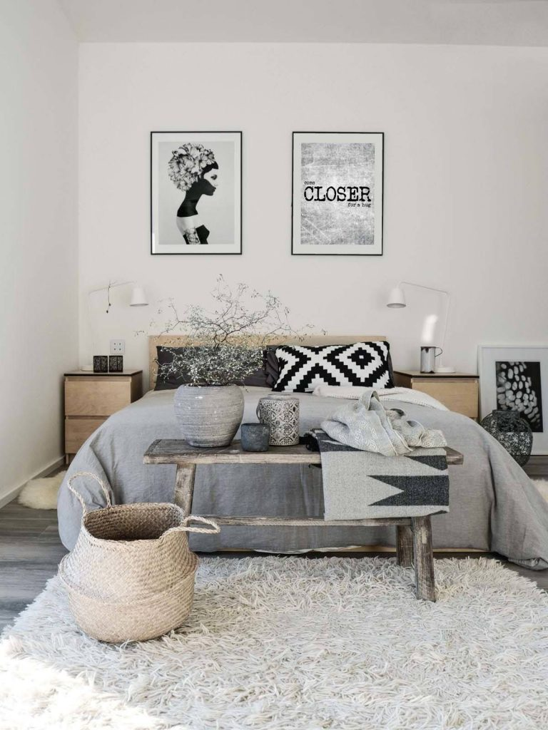 thiết kế phòng ngủ 4m2