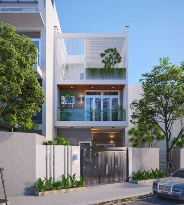 Thiết kế nhà đảm bảo đầy đủ công năng tiện nghi